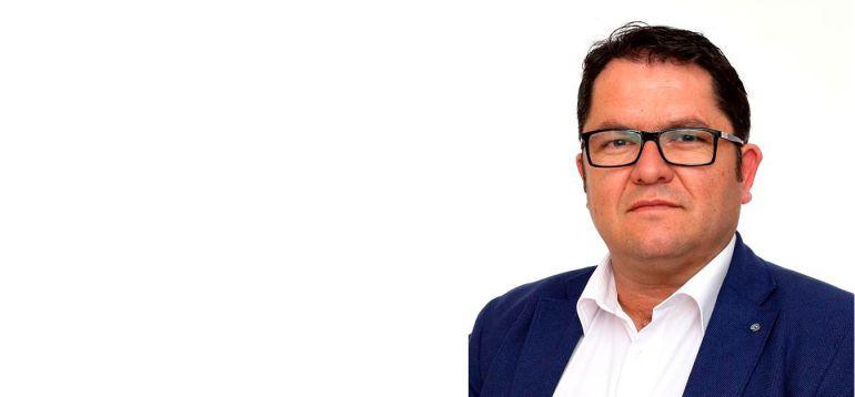 El alcalde de Begíjar, Andrés Gárate