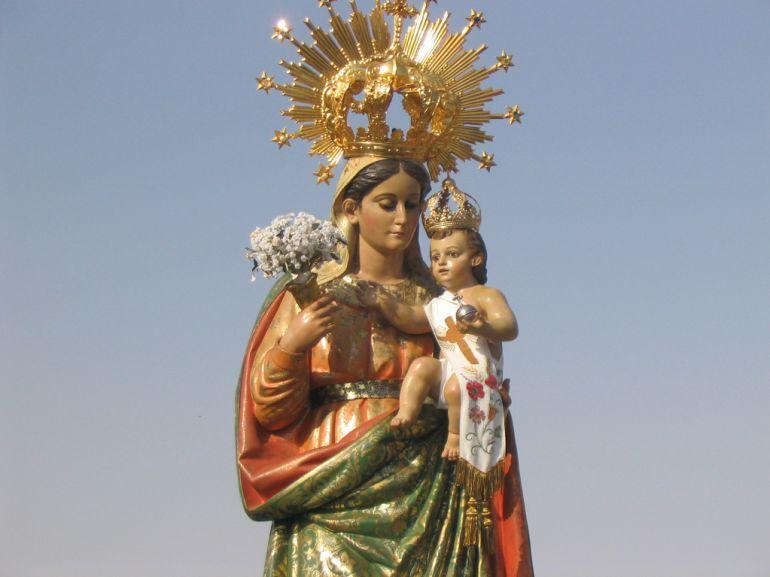 Hacen un llamamiento para encontrar el dedo pulgar del Niño de Nuestra Señora de la Antigua de Manjavacas