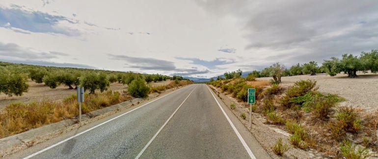 Km 8 de la carretera de Fuerte del Rey
