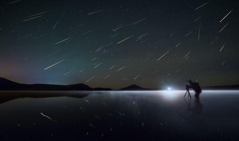 Vuelven las perseidas, la lluvia de estrellas fugaces más popular del año