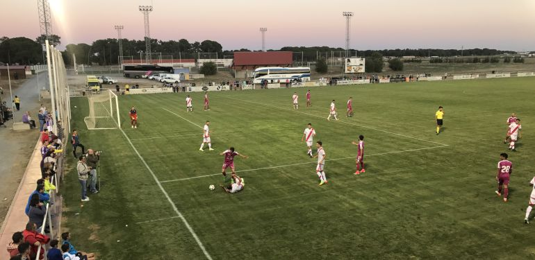 8º AMISTOSO: El Real Valladolid empata 1-1 con el Rayo
