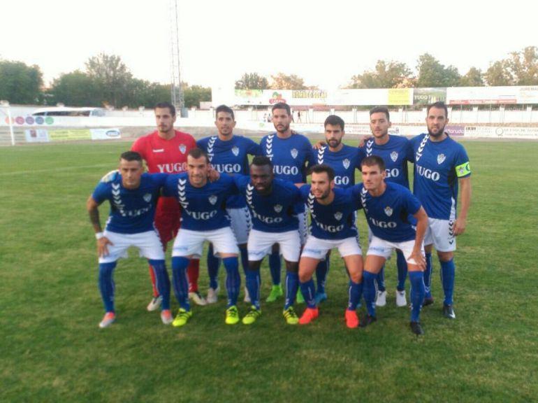Jacinto da ventaja al Yugo-UD Socuéllamos en Tomelloso (0-1)