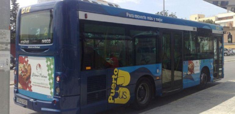 El ayuntamiento de el puerto redacta un nuevo pliego para el transporte urbano radio c diz - Autobus madrid puerto de santa maria ...