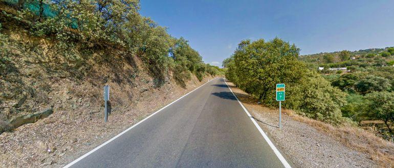 Km 7 de la carretera A-6177