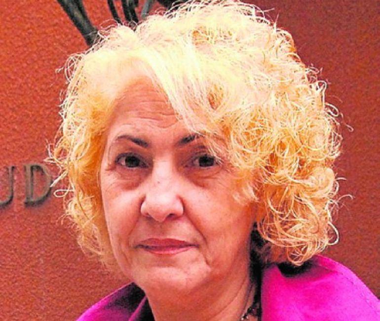 Carmen Flores, responsable de la asociación