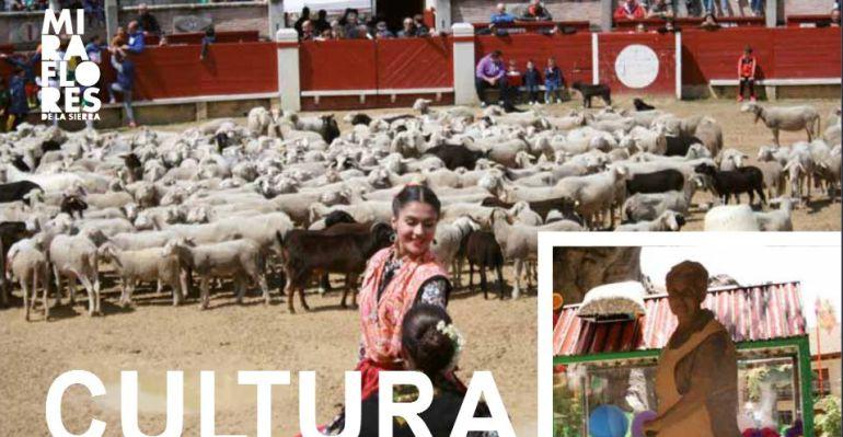 Las tradiciones principal reclamo de las fiestas de Miraflores de la Sierra