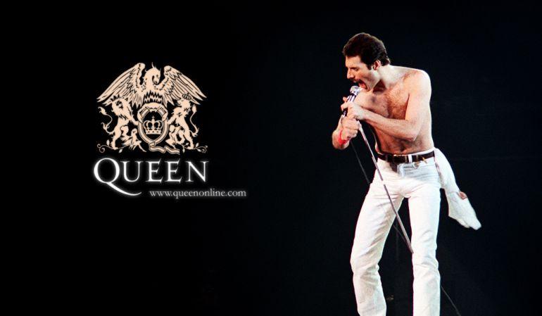 'Queen' es sinónimo de Freddie Mercury, quien hasta diseñó el logotipo del grupo