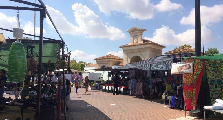 El mercadillo albaceteño se despide hasta después de la Feria