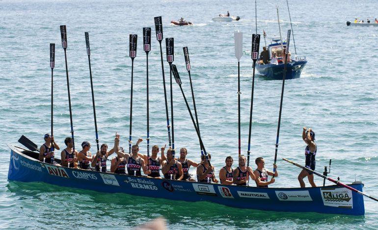 Vuelve la ACT con las regatas de Hondarribia y Ondarroa