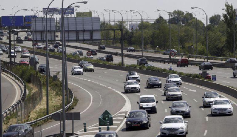 Imagen de archivo de una de las carreteras de la provincia