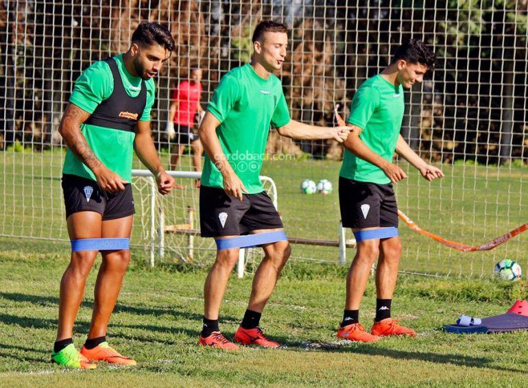 El Córdoba CF afronta los dos últimos compromisos de pretemporada