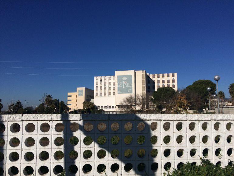 Panorámica del Hospital Reina Sofía
