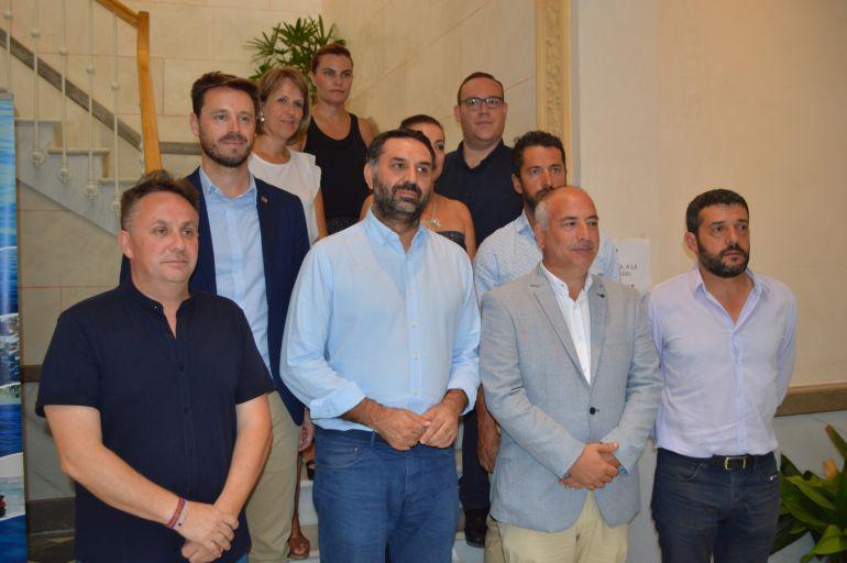 Reunión entre administraciones en Motril