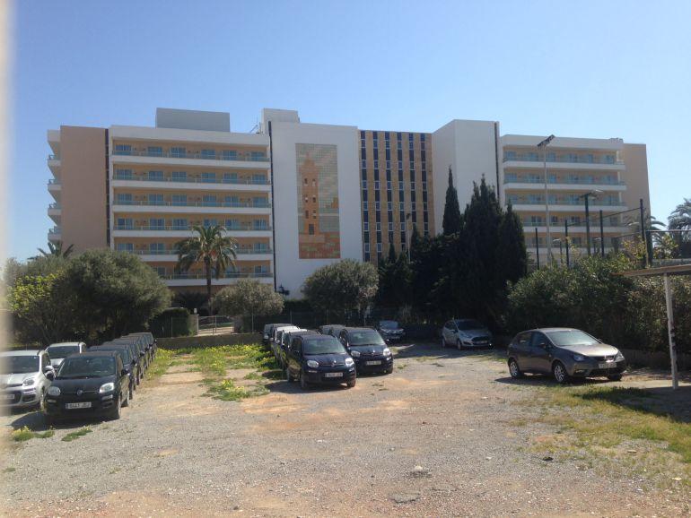 Establecimiento hotelero en Ibiza