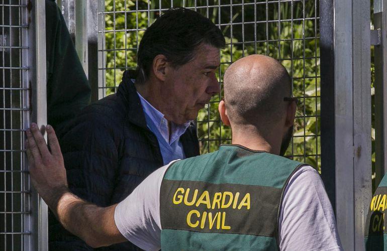 """La Fiscalía rechaza excarcelar a González, su petición es """"errática y extravagante"""""""