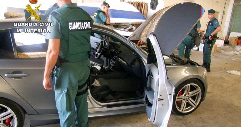 Desmantelado el mayor punto de venta de marihuana de la comarca del Mar Menor