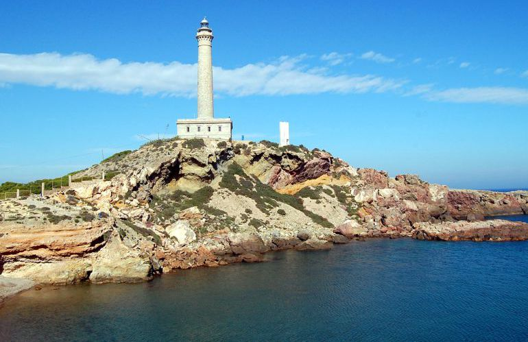 Dos PNL en el Congreso sobre el Faro de Cabo de Palos