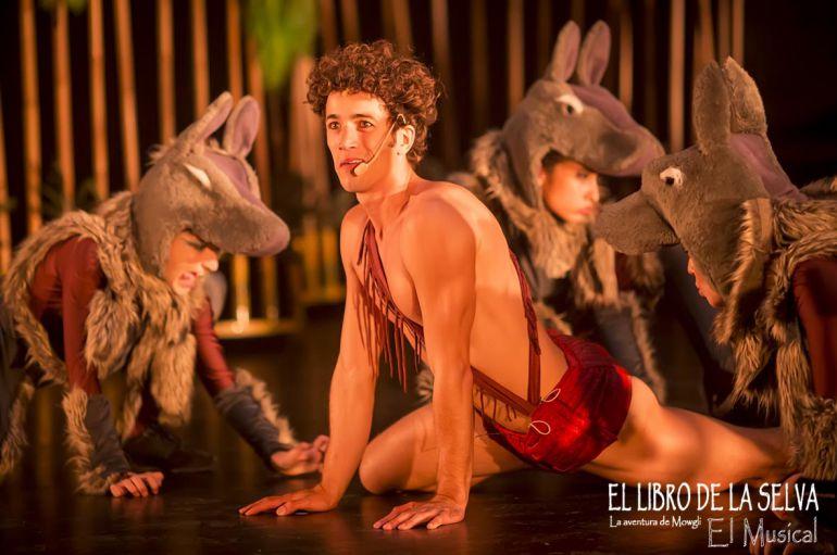100 éxitos del musical 'La aventura de Mowgli'