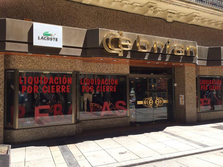 Cebrián comienza un proceso de cierre que tiene previsto finalizar en octubre