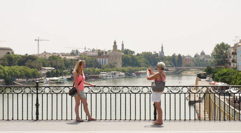 Turismo Sevilla: Sevilla, al 80% de ocupación en pleno agosto