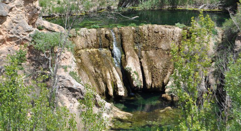 Caudal del río Escabas