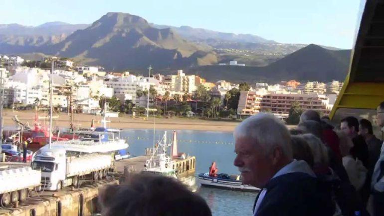 Puertos Canarios y navieras toman medidas ante el incremento del 50 % del tráfico portuario