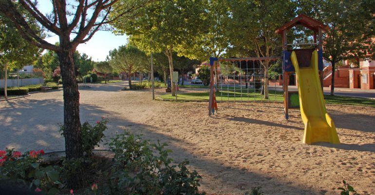 Parque Infantil de la calle Fundaciones de Colmenar Viejo