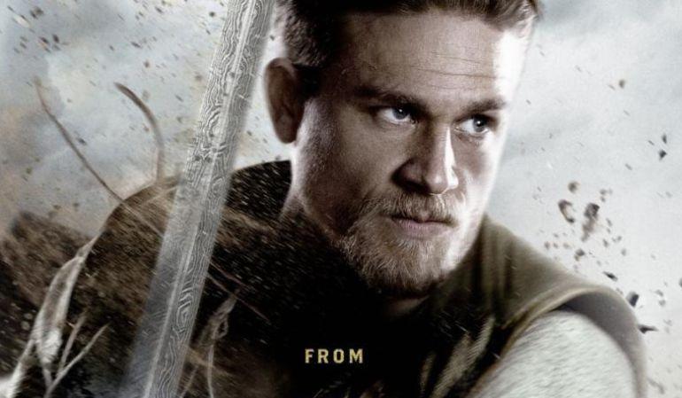 Magia, guerra y acción distinguen la última película del director británico  Guy Ritchie 'Rey Arturo:La leyenda de Excalibur'
