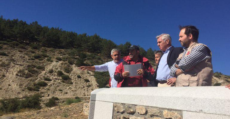 Mejorados los puertos de entrada al Parque Nacional de la Sierra de Guadarrama