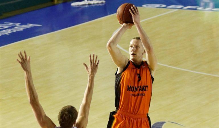 Roland Smits fue elegido mejor jugador joven de la Eurocup 7DAYS y del mejor quinteto joven de Liga Endesa