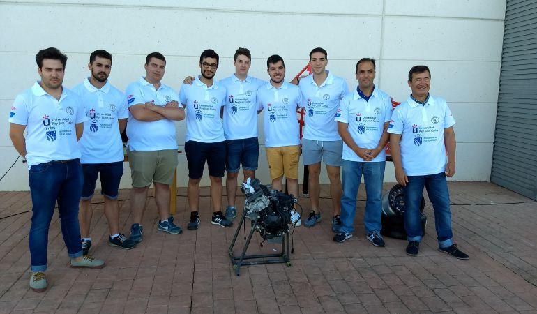 El equipo de la URJC participa por segundo año en la competición