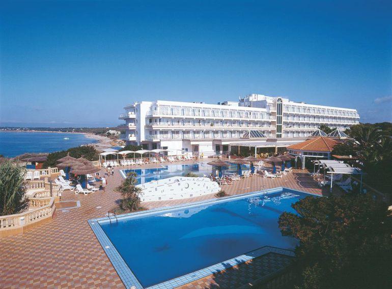 Un establecimiento hotelero en Formentera