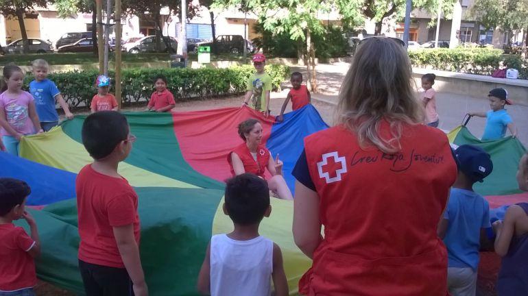 Cruz Roja atiende a unos 18.600 jóvenes que han participado en proyectos de inclusión social