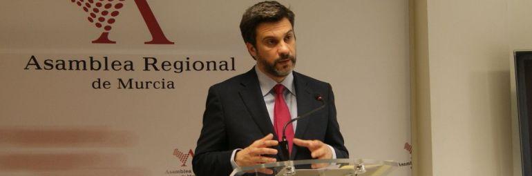 Joaquín López Pagán se suma al proyecto de Diego Conesa y lo apoyará para la secretaría general del PSRM