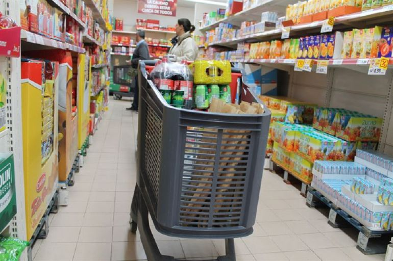 Los precios suben en Palencia por debajo de la media