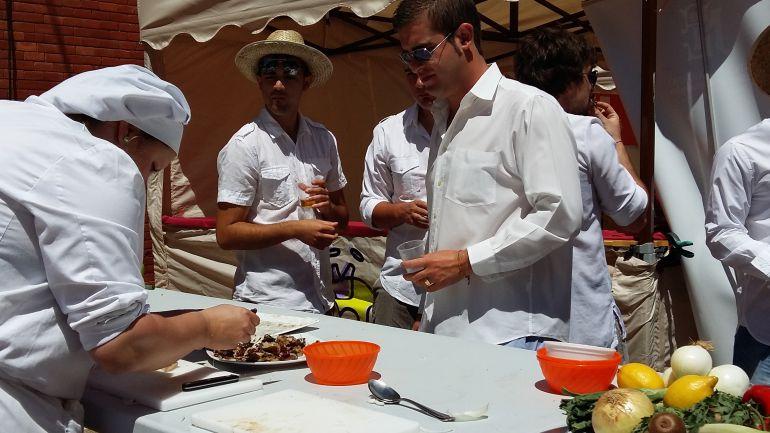 Siguen las ferias alimentarias promovidas por Diputación en la provincia