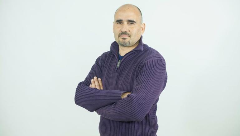 David Rodríguez, coordinador de EUPV