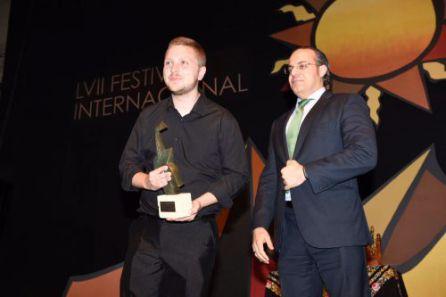 Alejandro Hurtado García, premio Bordón Minero de guitarra