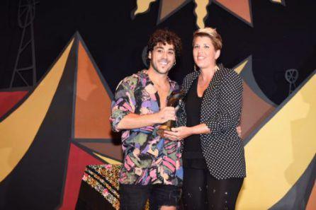 Fernando Jiménez, premio Desplante de Baile 2017