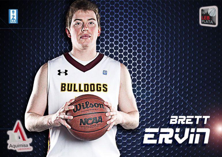 El CB Zamora ficha a Brett Ervin