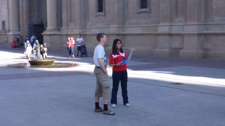 Sube el número de turistas