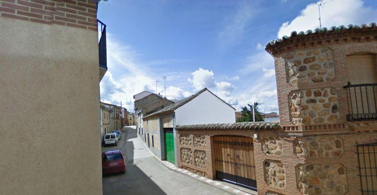 Calle de Los Navalucillos donde ha ocurrido el suceso.
