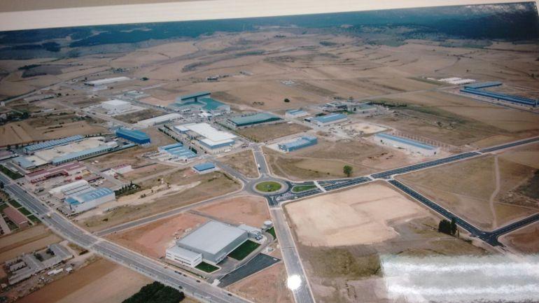 Polígono Industrial Emiliano Revilla
