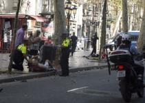Al menos 13 muertos en un atropello masivo en Las Ramblas de Barcelona