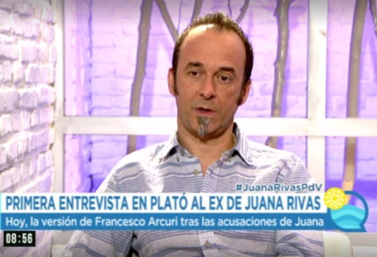Francesco Arcuri, en Telecinco