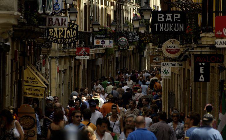San sebasti n prohibir la compra de edificios para crear bloques de apartamentos tur sticos - Apartamentos turisticos en san sebastian ...