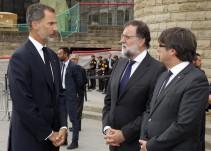 Felipe VI asistirá a la manifestación del sábado en Barcelona contra los atentados