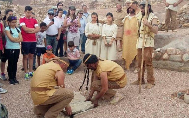 Totana quiere impulsar un frente común para que la cultura argárica sea Patrimonio de la Humanidad