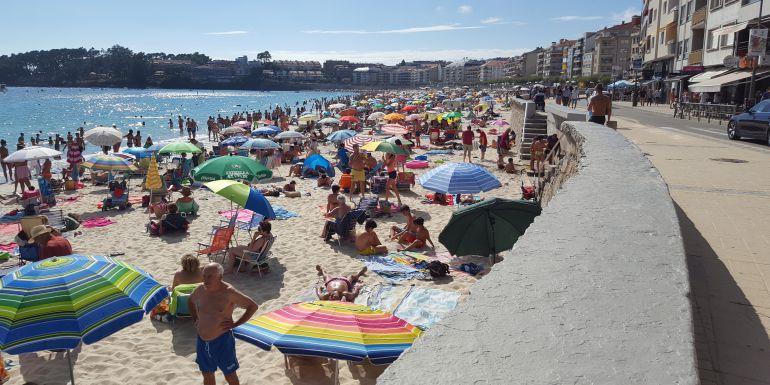 El mejor agosto del turismo