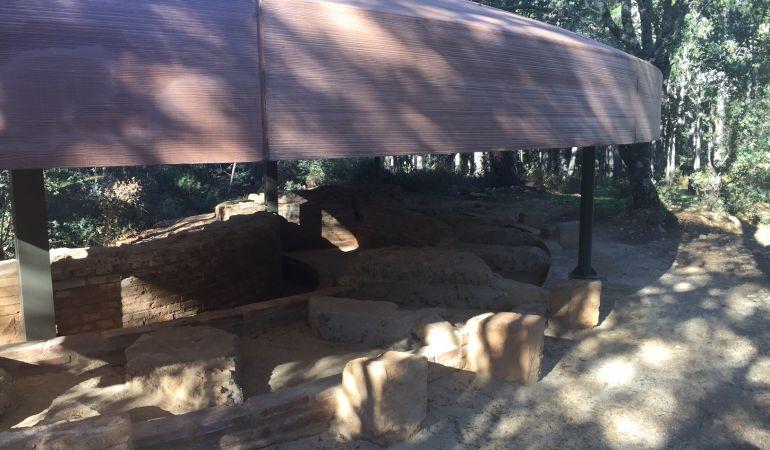 En la ruta del Frente del Agua se visitarán observatorios blindados, fortines, nidos de ametralladoras, miradores fortificados y trincheras